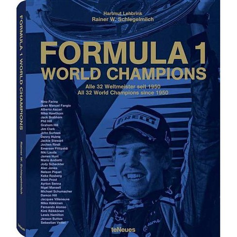 Formula 1 - by  Rainer W Schlegelmilch (Hardcover) - image 1 of 1