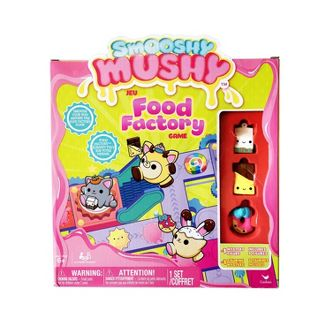 Smooshy Mushy Food Factory Game