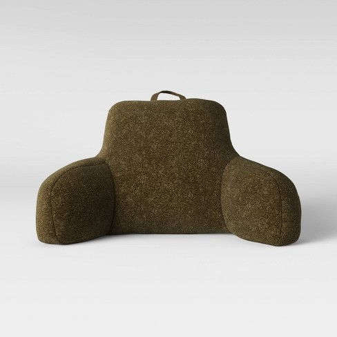 Sherpa Bed Rest Pillow - Room Essentials™ - image 1 of 4