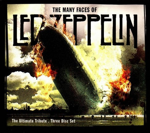 Various - Many faces of led zeppelin (CD) - image 1 of 1