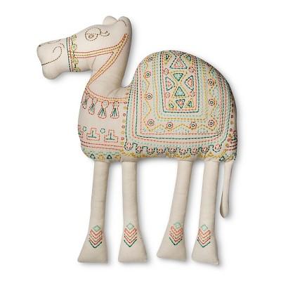 Camel Throw Pillow (16.5 x14 )- Pillowfort™
