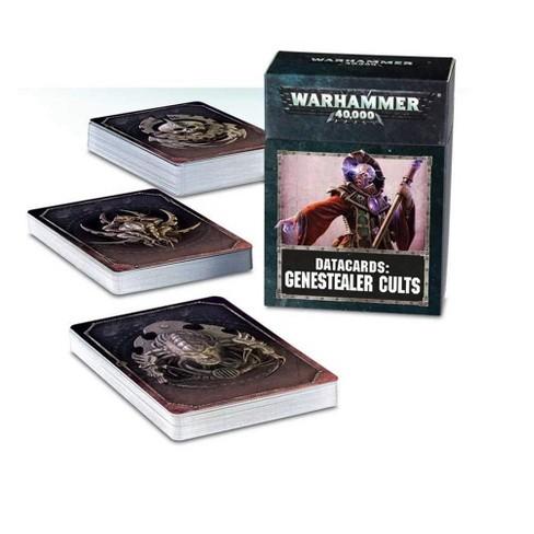 Warhammer 40k: Genestealer Cults Datacards - image 1 of 1