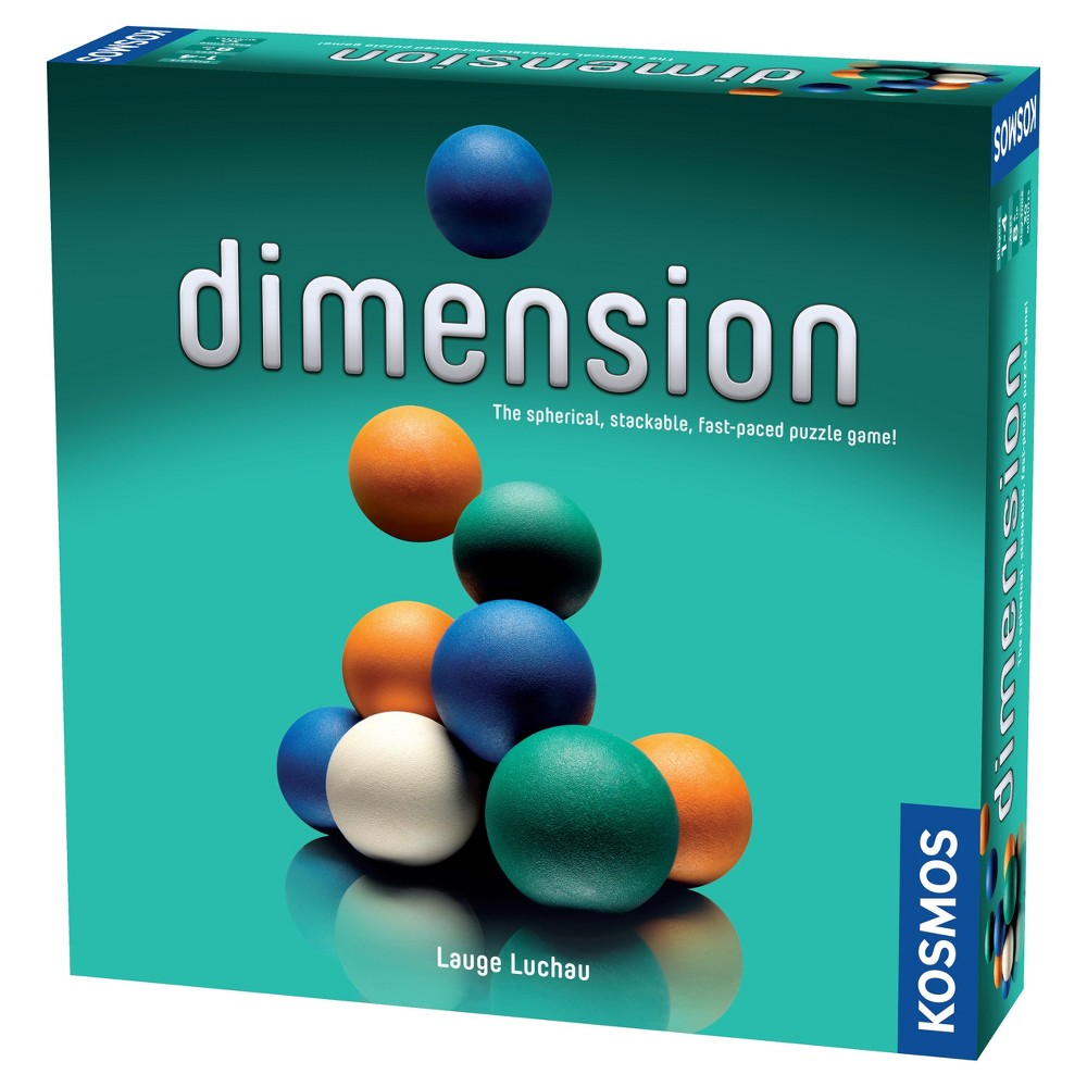 Dimension: The Spherical, Stackable and Fast-paced Game