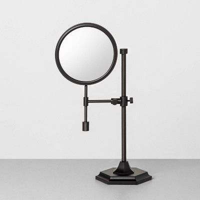 Bath Vanity Mirror Black - Hearth & Hand™ with Magnolia