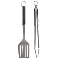 OXO 2pc Stainless Steel Grill Tool Set