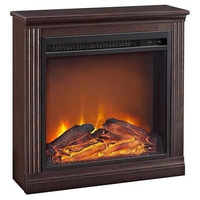 Monterrey Electric Fireplace - Cherry - Room & Joy
