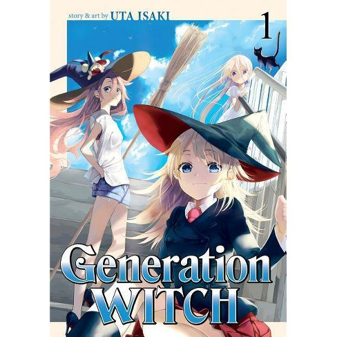 Generation Witch Vol. 1 - by  Isaki Uta (Paperback) - image 1 of 1