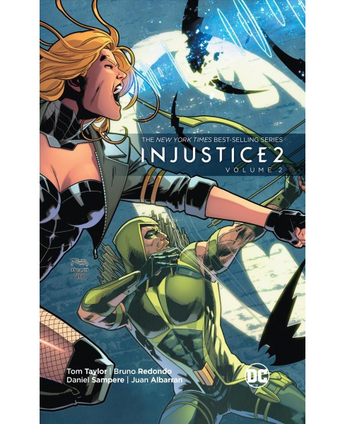 Injustice 2 2 -  (Injustice 2) by Tom Taylor (Hardcover) - image 1 of 1