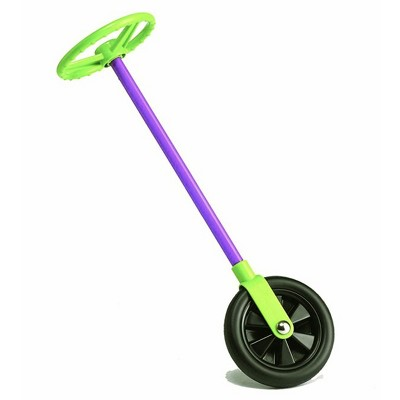 Kaplan Early Learning Push and Pull Go Wheelie Playtime Balance Fun