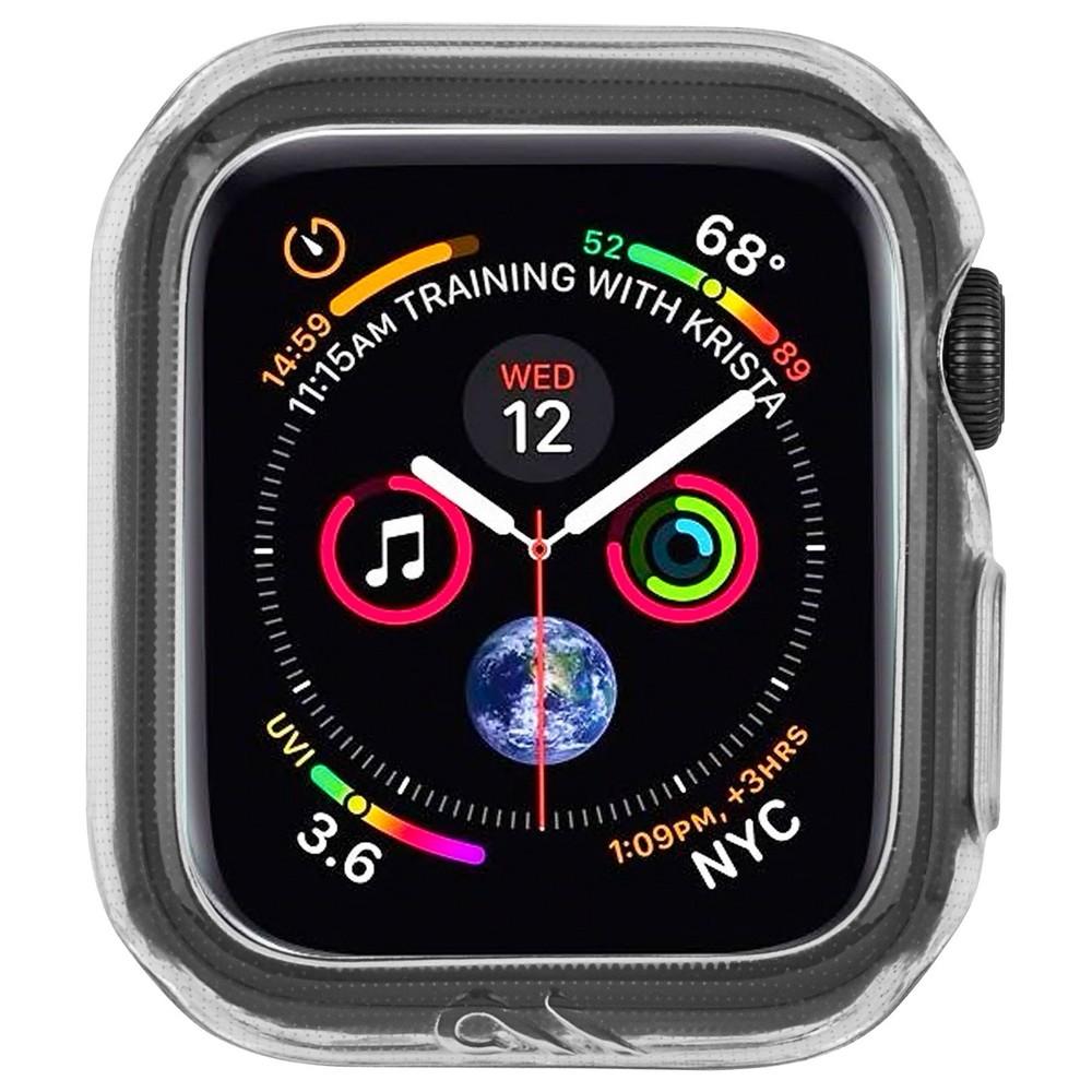 Case Mate Tough Apple Watch Bumper 38 40mm Clear