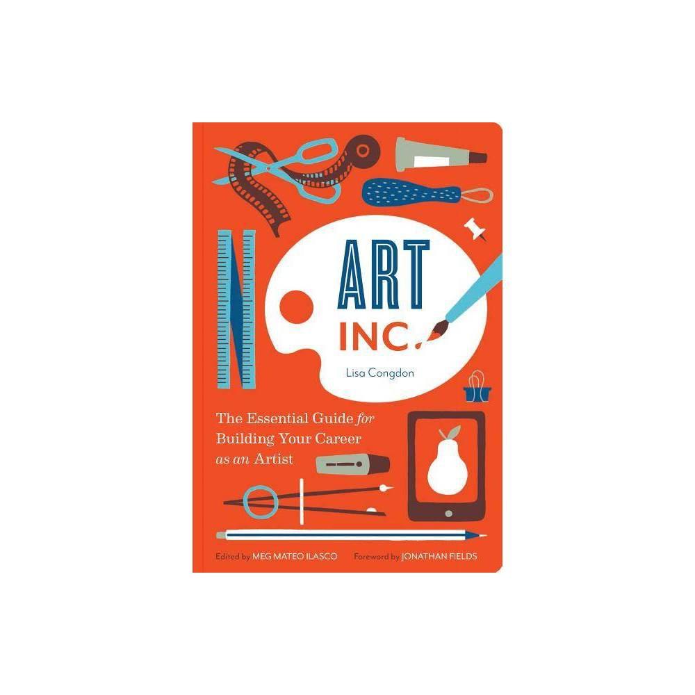 Art Inc By Lisa Congdon Paperback