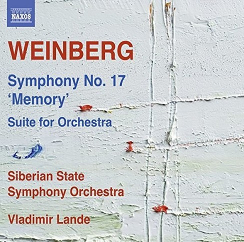 Siberian State Symph - Weinberg:Sym No 17 Memory (CD) - image 1 of 1