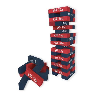 Boston Red Sox Wild Sports Table Top Stackers Game
