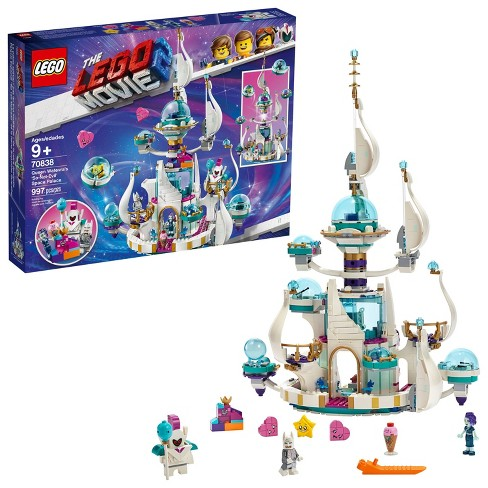 THE LEGO MOVIE 2 Queen Watevra's 'So-Not-Evil' Space Palace 70838 - image 1 of 7