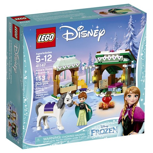 LEGO® Disney Princess Anna's Snow Adventure 41147 - image 1 of 12