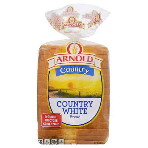 Arnold Country White Bread - 24oz - image 1 of 1