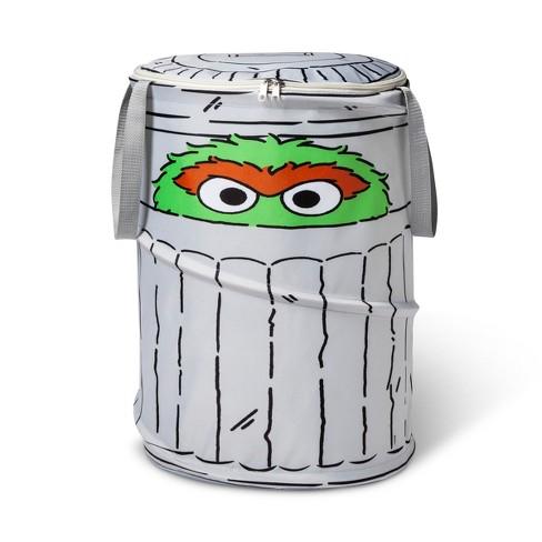 Sesame Street Oscar Trash Hamper Storage Bin - image 1 of 1