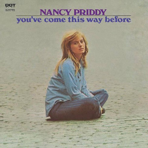 Priddy Nancy - Youve Come This Way Before (Vinyl) - image 1 of 1