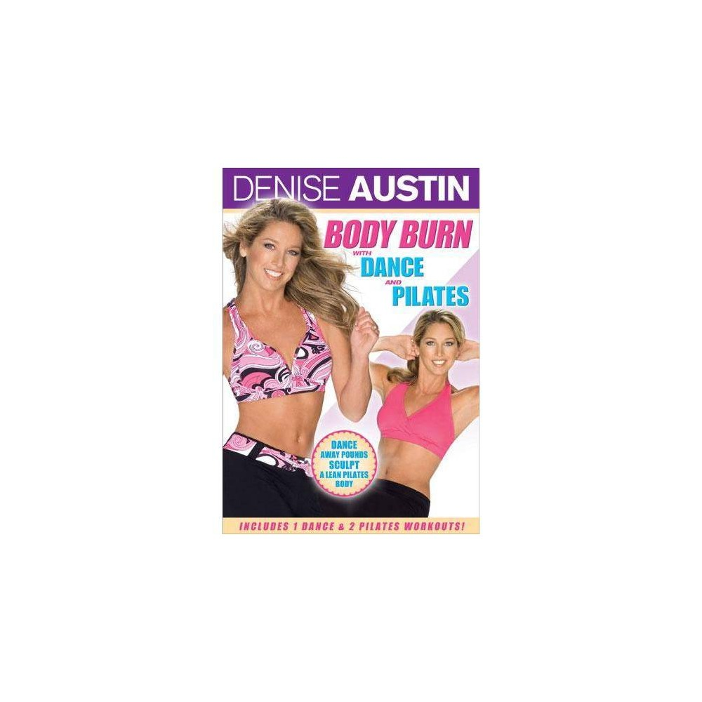 Denise Austin Body Burn With Dance Pilates Dvd