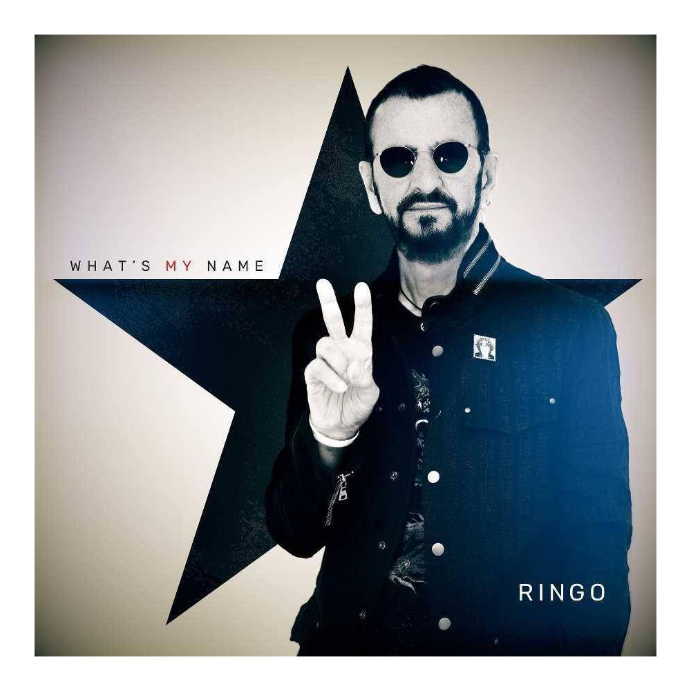 Ringo Starr - Whats My Name (CD)