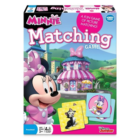 Disney Minnie Mouse Matching Game - image 1 of 4