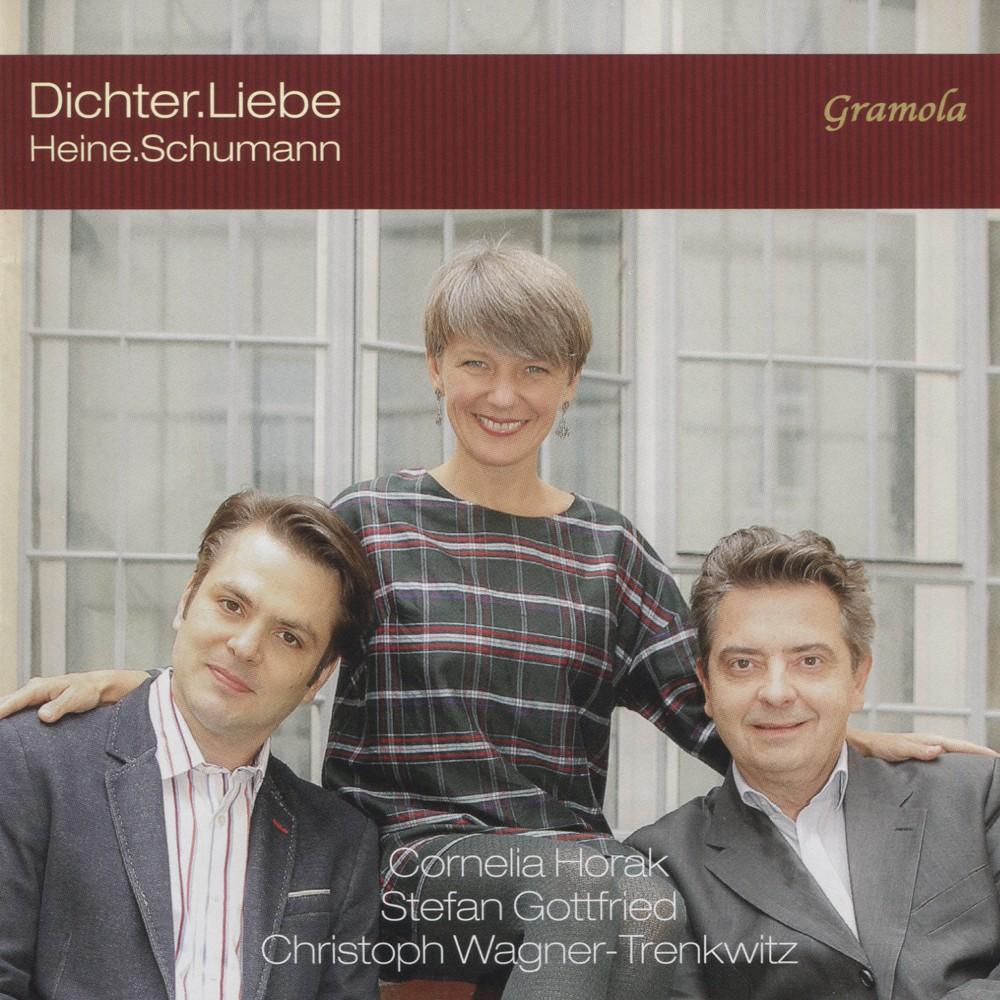 Cornelia Horak - Heine/Schumann:Dichter Liebe (CD)