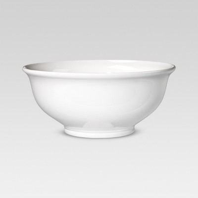 Porcelain Serving Bowl 180oz White - Threshold™