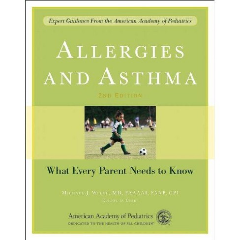 Allergies and Asthma - 2 Edition by  American Academy Pediatrics (Paperback) - image 1 of 1