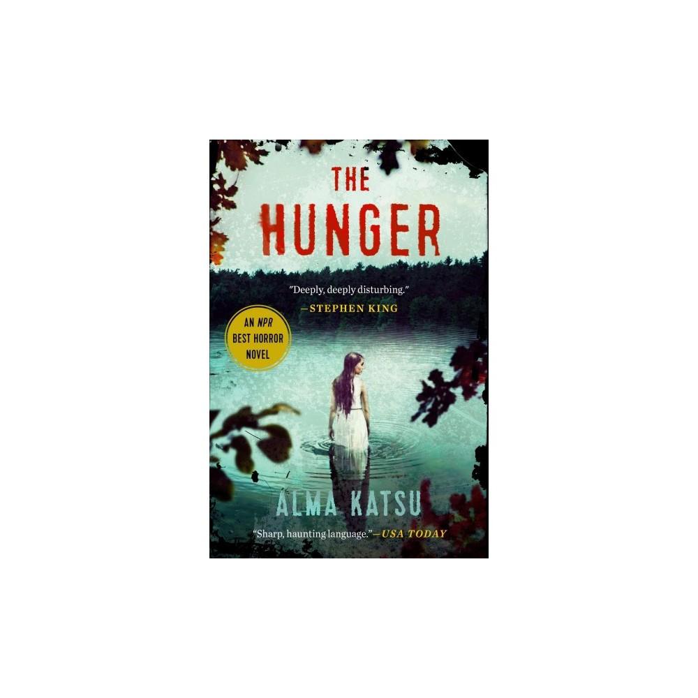 Hunger - Reprint by Alma Katsu (Paperback)