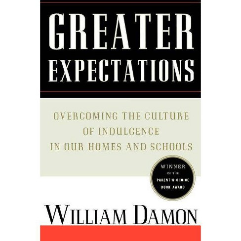 Greater Expectations - by  William Damon (Paperback) - image 1 of 1