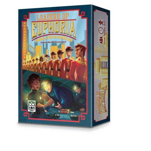 Leaders of Euphoria Choose a Better Oppressor Board Game - image 1 of 3