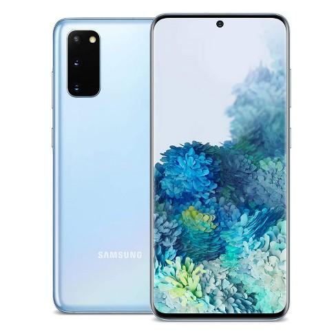 Samsung Galaxy S20 5G 128gb Rom 8gb Ram G981 Gsm Unlocked Smartphone - Manufacturer Refurbished - image 1 of 4