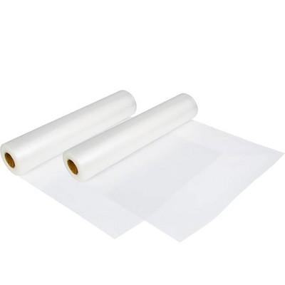 Hydrofarm HPRBR2805 11 Inch 197 Roll Private Reserve 4 Millimeter Thick No Leak Polyethylene Nylon Plastic 2 Pack Vacuum Seal Bag