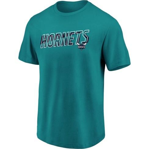 NBA Charlotte Hornets Men's Bi-blend Short Sleeve T-Shirt - image 1 of 3