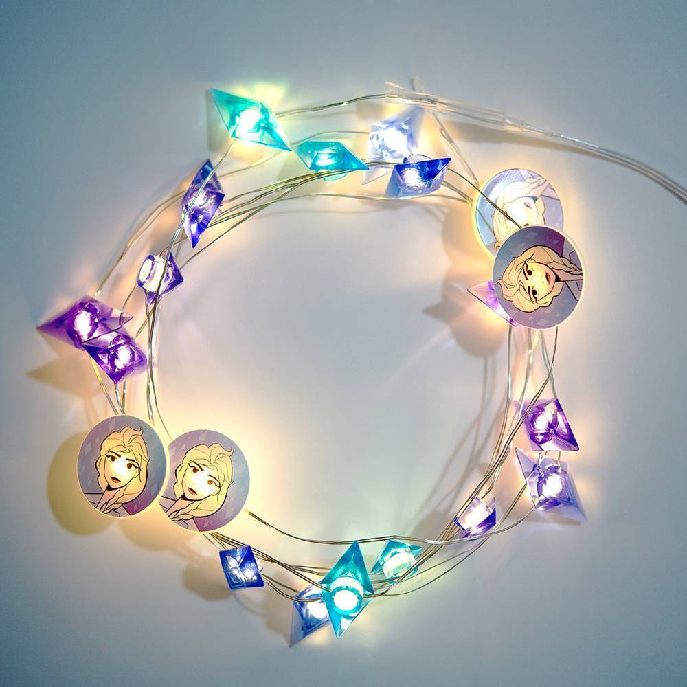 Image of Frozen 2 Ice Diamond String Light