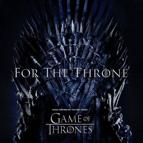 Various - For The Throne: Music Inspired By The HBO Series Game Of Thrones (Vinyl) - image 1 of 1