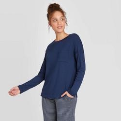Women's Long Sleeve Beautifully Soft Sleep T-Shirt - Stars Above™