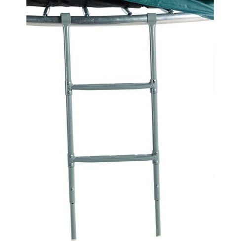 JumpKing 2 Step Removable Trampoline Ladder with Flat Steps  | ACC-LADFS - image 1 of 5