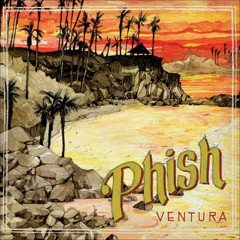 Phish - Phish:Ventura (CD)