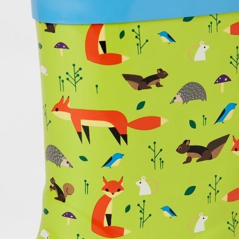f021524cc5c91 Kids' Forest Friends Garden Rain Boots Light Green - Kid Made Modern :  Target