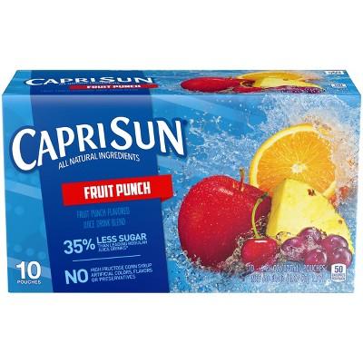 Juice Boxes: Capri Sun