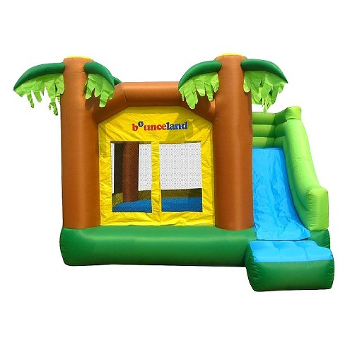 Bounceland Jungle Bounce House - image 1 of 1