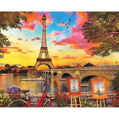 Springbok Paris Sunset Jigsaw Puzzle 350pc