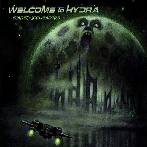 Stars Crusaders - Welcome To Hydra (CD) - image 1 of 1