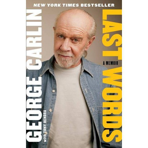 Last Words - by  George Carlin (Paperback) - image 1 of 1