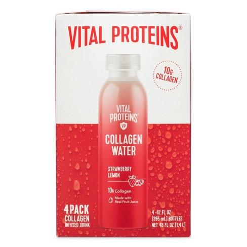 Vital Proteins Strawberry Lemon Dietary Supplements 4pk Target,Yellow Automotive Paint