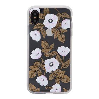 Sonix Apple iPhone X/XS Clear Coat Case - Rhinestone Harper