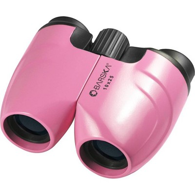 Barska 10x25mm Porro Binoculars - Pink