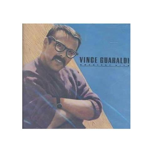 Vince Guaraldi - Greatest Hits (CD) - image 1 of 1