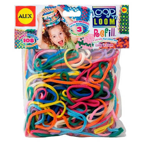 Alex Toys Craft Loop 'N Loom Refill - image 1 of 3